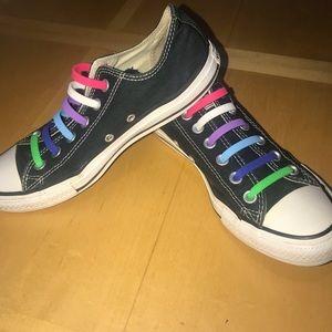 🛍BOGO🛍 Converse All Star Low Top Sneakers Black
